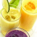 生フルーツジュースの素